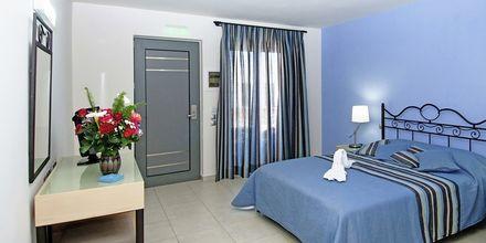 Dubbelrum på hotell 4 Epoches på Alonissos, Grekland.