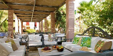 Hotell 9 Muses Resort på Santorini, Grekland.