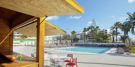 Poolbar på hotell Abora Catarina i Playa del Inglés på Gran Canaria.