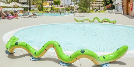 Barnpool på hotell Abora Catarina i Playa del Inglés på Gran Canaria.