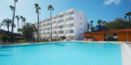 Pool på hotell Abora Catarina i Playa del Inglés på Gran Canaria.