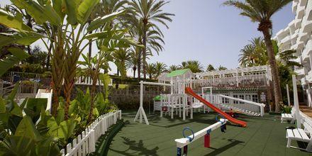 Lekplats på hotell Abora Catarina i Playa del Inglés på Gran Canaria.