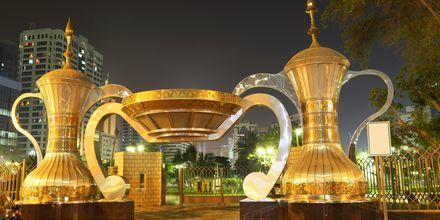 Abu Dhabi, Förenade Arabemiraten.