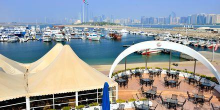 Marinan i Abu Dhabi, Förenade Arabemiraten.