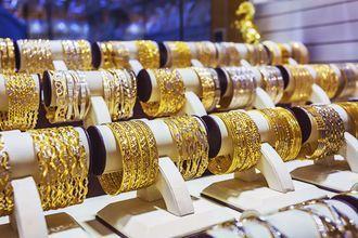 Shopping i Abu Dhabi, Förenade Arabemiraten.