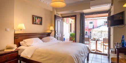 Enkelrum/Dubbelrum på hotell Acropol i Parga, Grekland.