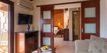 Svit på hotell Acropol i Parga, Grekland.