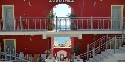 Hotell Acrothea i Parga.