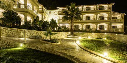 Hotell Adams i Parga, Grekland.