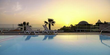 Pool på hotell Adrian Colon Guanahani i Playa de las Americas, Teneriffa.