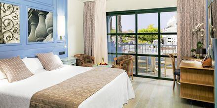 Dubbelrum på hotell Adrian Colon Guanahani i Playa de las Americas, Teneriffa.