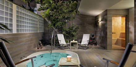 Spa på Hotell Adrian Colon Guanahani i Playa de las Americas, Teneriffa.