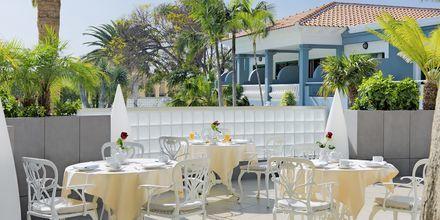 Frukostrestaurang på hotell Adrian Colon Guanahani i Playa de las Americas, Teneriffa.