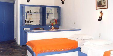 Lägenhet på hotell Aegean Homes i  Myrties & Massouri på Kalymnos.