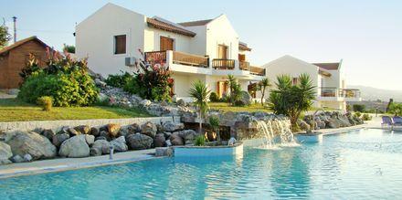 Aegean View Aqua Resort i Psalidi, Kos.