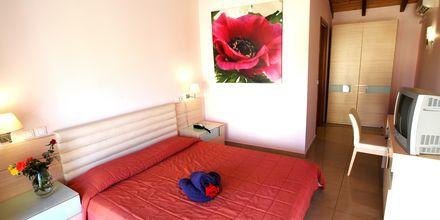 Enkelrum på Aegean View Aqua Resort i Psalidi på Kos.