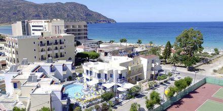 Hotell Aeolos i Karpathos stad.