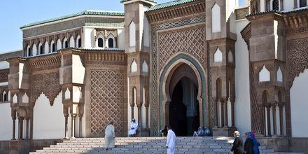 Loubnan-moskén i Agadir, Marocko.