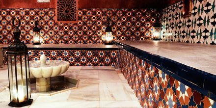 Hamam i Agadir, Marocko.