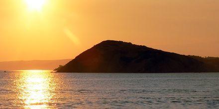 Utflykt med Apollo – Kryssning i solnedgången.