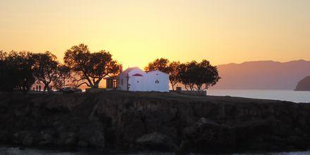 Agii Apostoli på Kreta.