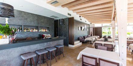 Bar på hotell Agimi & S i Saranda, Albanien.