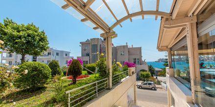 Hotell Agimi & S i Saranda, Albanien.