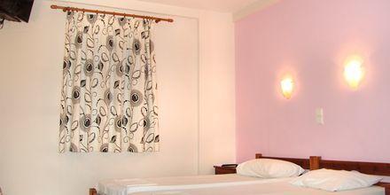 Rum på hotell Aiolos i Stoupa, Grekland.
