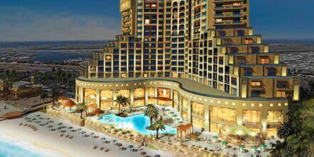 Lyxiga hotell Fairmont Ajman.