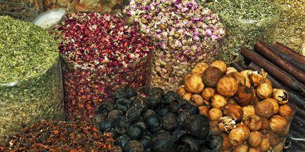 Kryddsouken i Ajman, Förenade Arabemiraten.