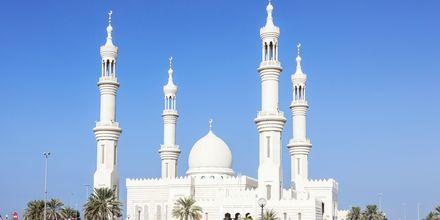 Shei, Zayed-moskén i Ajman.