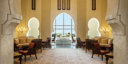 Lobby på Ajman Saray, a Luxury Collection Resort i Ajman, Förenade Arabemiraten.