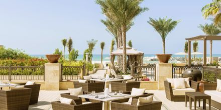 Restaurang på Ajman Saray, a Luxury Collection Resort i Ajman, Förenade Arabemiraten.