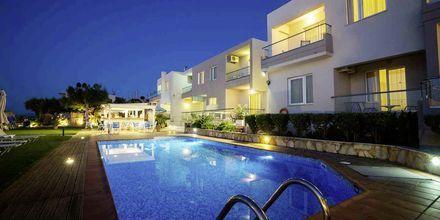 Hotell Akoition i Agia Marina, Kreta.
