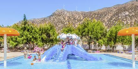 Barnpool på hotell Akti Beach Club i Kardamena på Kos, Grekland.