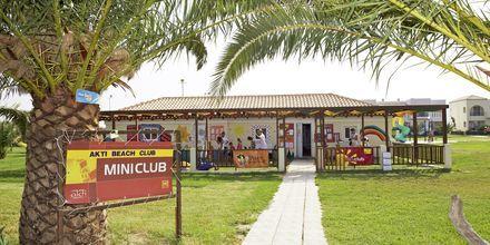 Barnklubben på hotell Akti Beach Club i Kardamena på Kos, Grekland.