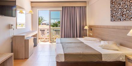 Superiorrum på hotell Akti Beach Club på Kos, Grekland.