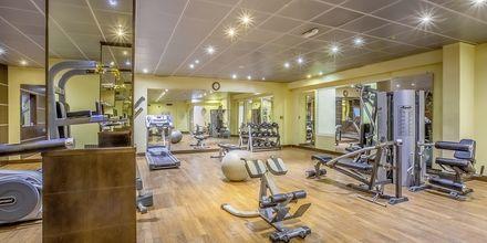 Gym på hotell Akti Beach Club i Kardamena på Kos, Grekland.