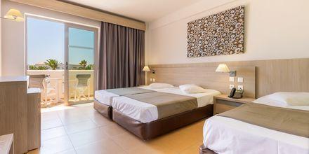 Familjerum på hotell Akti Beach Club på Kos, Grekland.