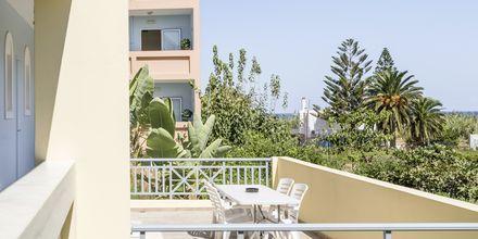Hotell Akti Chara i Rethymnon på Kreta, Grekland.