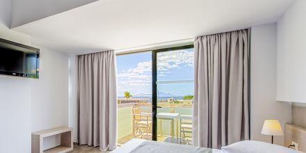 Dubbelrum på hotell Akti Palace i Kardamena på Kos, Grekland.