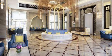 Lobby på Al Najada by Tivoli, Doha, Qatar.