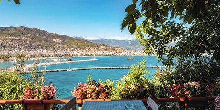 Alanya är Turkiets mest populära resmål.