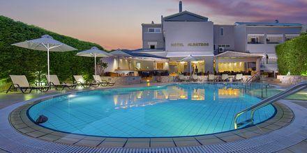 Hotell Albatros i Sivota, Grekland.