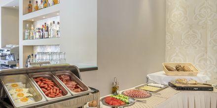 Restaurangen på hotell Albatros i Sivota, Grekland.