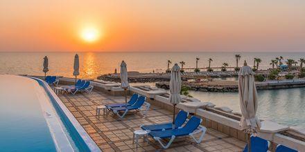Pool på hotell Albatros Citadel Resort i Sahl Hasheesh, Egypten.