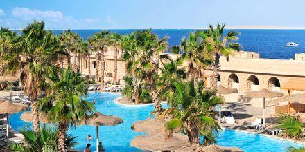 Hotell Albatros Citadel Resort i Sahl Hasheesh, Egypten.
