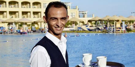 Albatros White Beach Resort i Hurghada.