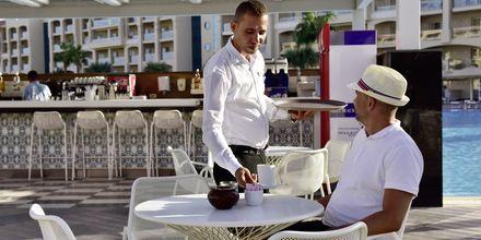 Poolbar på Albatros White Beach Resort i Hurghada.