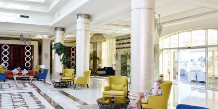 Lobbyn på Albatros White Beach Resort i Hurghada.